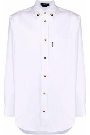 VERSACE Hombre Camisas - Camisa con botones de Medusa