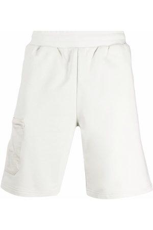 A-cold-wall* Shorts deportivos con logo bordado