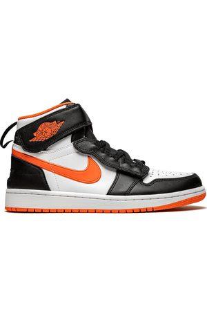 Jordan Hombre Tenis - Tenis Air 1 FlyEase Turf Orange