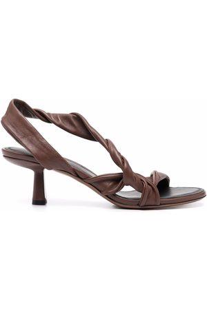 Neous Mujer Sandalias - Sandalias Chocolate