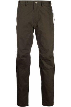 Maharishi Hombre Slim y skinny - Pantalones slim con tiro alto