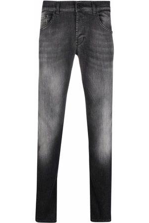 Dondup Hombre Skinny - Jeans slim con efecto lavado
