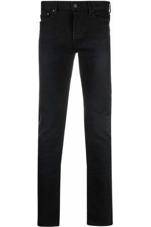 JOHN ELLIOTT Skinny jeans con tiro medio