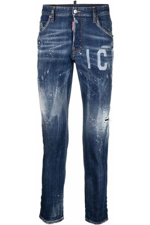 Dsquared2 Hombre Skinny - Jeans ICON