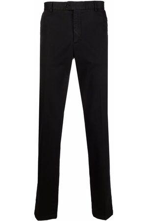 Philipp Plein Hombre Chinos - Pantalones chino con detalles de cierres