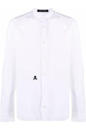 Philipp Plein Hombre Camisas - Camisa sin cuello
