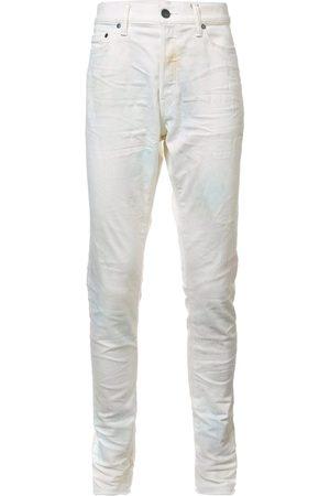 JOHN ELLIOTT Hombre Skinny - Creased slim-fit jeans