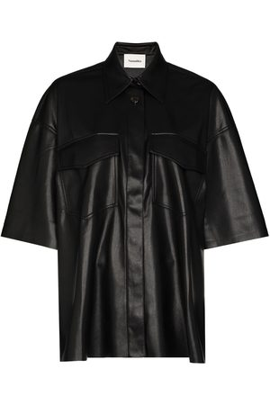 Nanushka Mujer Camisas - Camisa con botones