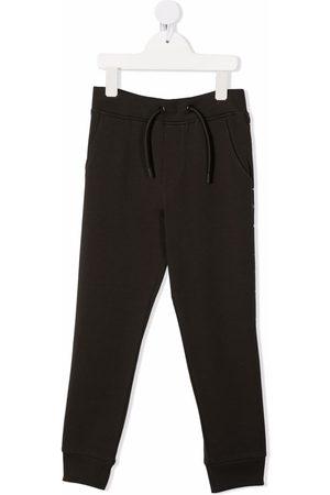 Emporio Armani Niño Pantalones y Leggings - Pants con cordones en la pretina