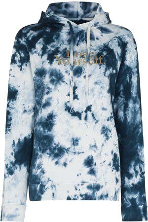 Paco rabanne Tie-dye print hoodie