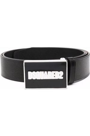 Dsquared2 Hombre Cinturones - Cinturón con hebilla del logo