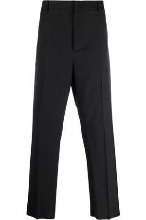 VALENTINO Hombre De vestir - Straight-leg tailored trousers