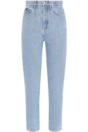 Dolce & Gabbana Mujer Jeans - Jeans con efecto desgastado