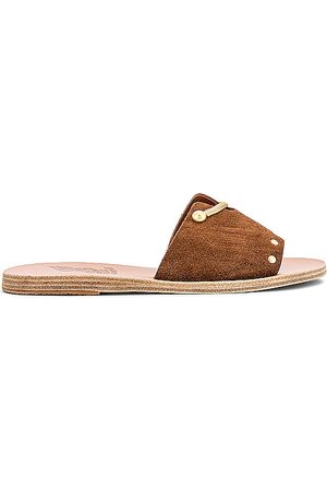 Ancient Greek Sandals Pasador siriti kalomira en color marrón talla 36 en - Brown. Talla 36 (también en 37, 38, 39, 40, 4