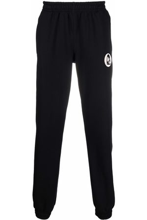 Styland Pantalones y Leggings - Embroidered-design track pants