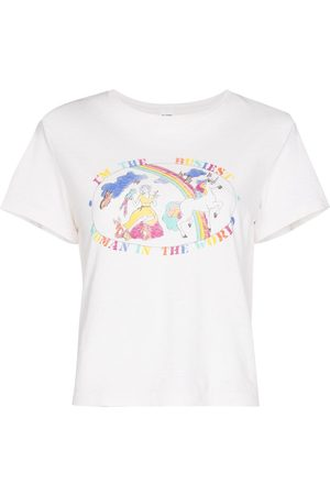 RE/DONE Playera Busies