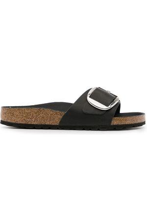Birkenstock Madrid big-buckle leather sandals