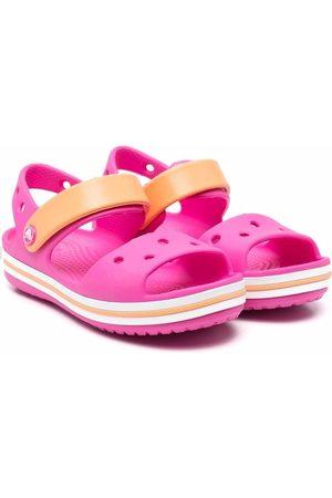 Crocs Sandalias con puntera redonda