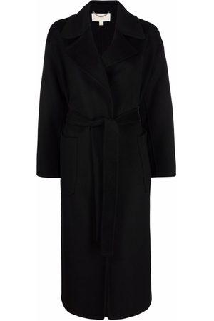 Michael Kors Double face belted long-length robe coat