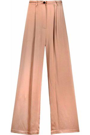 12 STOREEZ Pantalones palazzo anchos