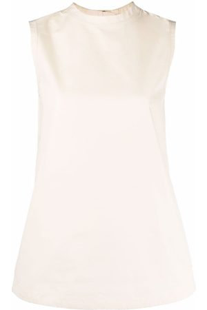 Jil Sander Mujer Playeras - Camiseta lisa