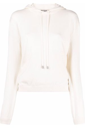 Ports 1961 Mujer Con capucha - Pullover cashmere-cotton hoodie