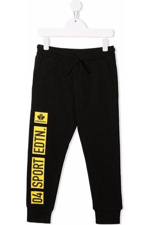 Dsquared2 Niño Pantalones - Sport Edtn. track trousers