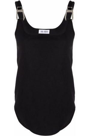 The Attico Mujer Tops - Clip-detail cami top