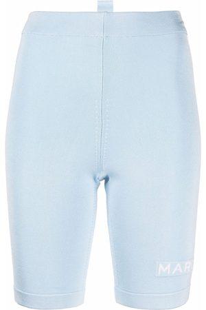 Marc Jacobs Mujer Capri o pesqueros - Stretch-fit cropped leggings
