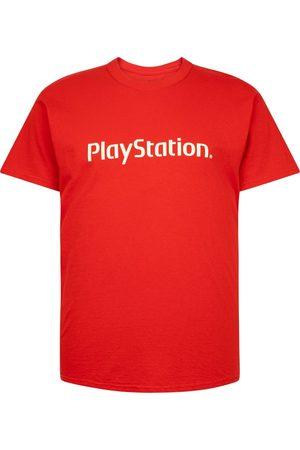 Travis Scott Astroworld X Playstation Motherboard logo IV T-shirt