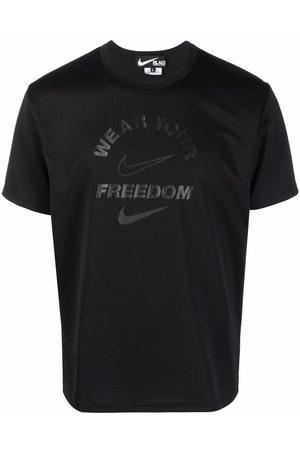 Comme des Garçons Playeras - X Nike short-sleeved T-shirt