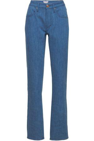 GABRIELA HEARST Mujer Rectos - Jeans Rectos De De Algodón