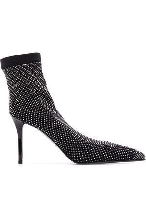 LE SILLA Zapatillas estilo calcetín con detalles