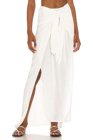 Indah Mujer Faldas - Falda sarong tigre en color talla M/L en - . Talla M/L (también en S/M, XS/S).