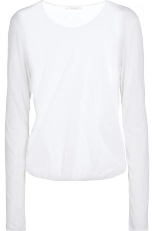 The Row Mujer Tops - Caris gathered cotton top