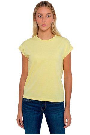 Pepe Jeans Camiseta Manga Corta Bloom XS Sorbet Lemon