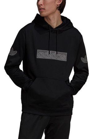 adidas Sudadera Con Capucha Logo XXL Black