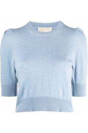 Michael Kors Suéter tejido corto