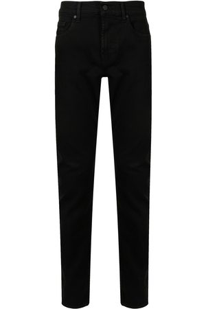 7 For All Mankind Hombre Skinny - Jeans Ronnie Tapered Luxe Performance