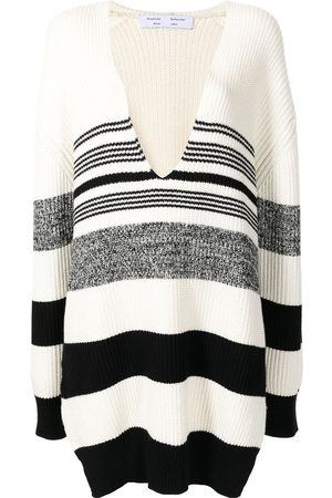Proenza Schouler White Label Mujer Suéteres - Suéter con rayas horizontales