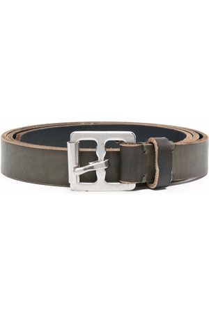 Paul Smith Hombre Cinturones - Leather-strap belt