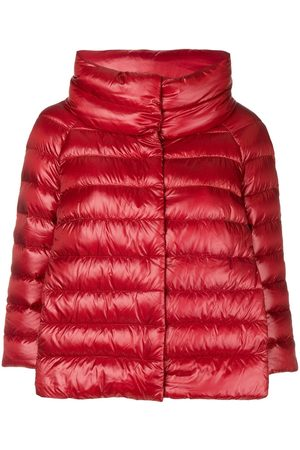 HERNO Mujer Chamarras - Padded front fastened jacket