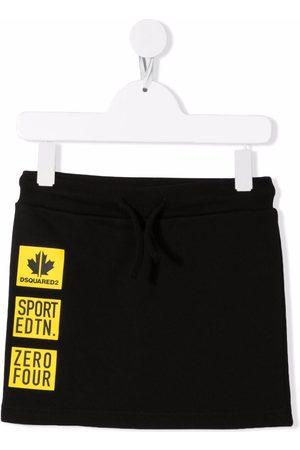 Dsquared2 Minifalda de jersey