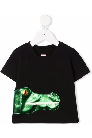 Wauw Capow by Bangbang Playeras - Nakaru crocodile T-shirt