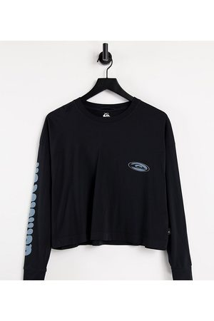 Quiksilver Bowl Session long sleeve cropped t