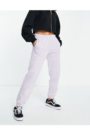Quiksilver The Fleece joggers in lilac