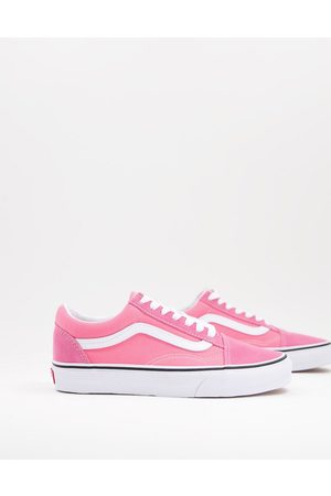 Vans Old Skool trainers in pink