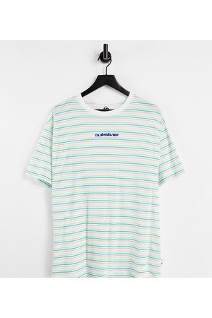 Quiksilver Iconic Year rainbow t
