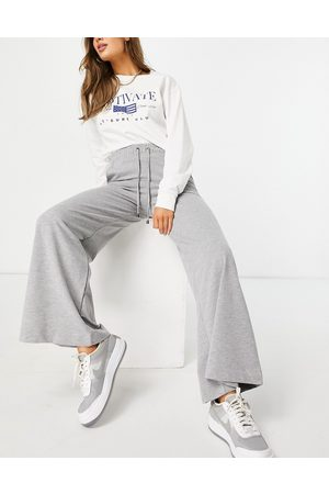 Style Cheat Mujer Leggings y treggings - Deep waistband wide leg jogger co
