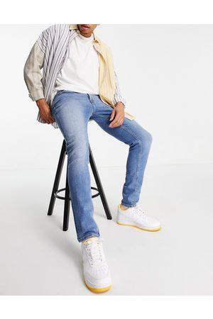 ASOS Skinny jeans in vintage light wash blue